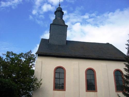 Alte Kirche Hasborn