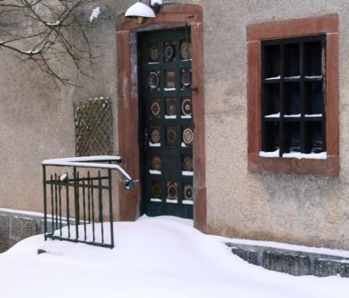 Altes Haus im Unterdorf