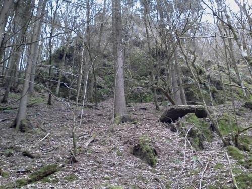 Schanzley mit Höhle